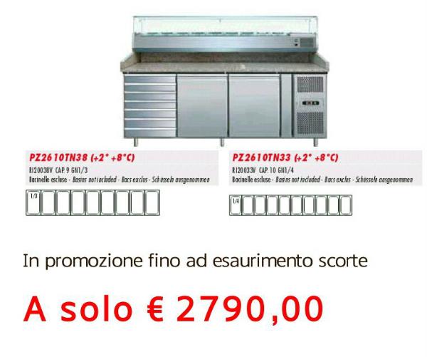 banco pizza completo promozione ESCAPE='HTML'