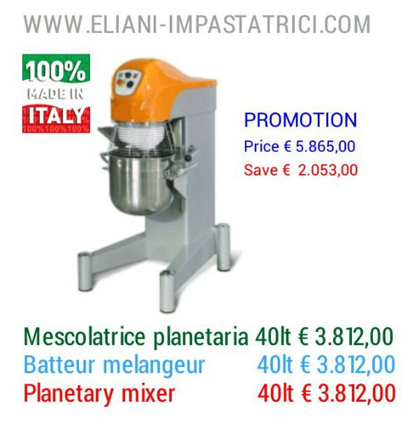 mescolatrice planetaria in offerta ESCAPE='HTML'