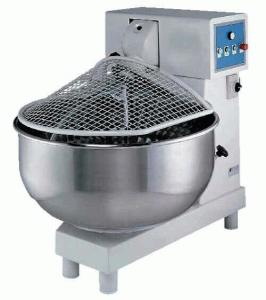 Eliani impastatrici double arms and fork mixer for Impastatrice usata per pane