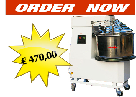 Professional spiral mixer best price
